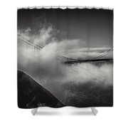A Brand New Day... Shower Curtain by Eduard Moldoveanu