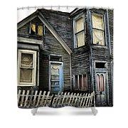 A Bygone Era Shower Curtain by Ellen Heaverlo