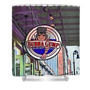 A New Orleans Favorite Shower Curtain by Alys Caviness-Gober