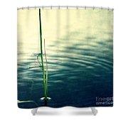 Affections Shower Curtain by Priska Wettstein