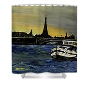 After Dawn II Shower Curtain by Mark Moore