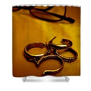After Hours Shower Curtain by Gilbert Photography And Art