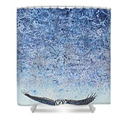 Ahead of the Storm Shower Curtain by James W Johnson