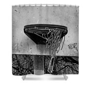 All Net Shower Curtain by Bill Cannon