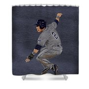 All-star Everth Shower Curtain by Jeremy Nash