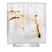 Angel's Breath Spiritual Art Shower Curtain by Sharon Cummings