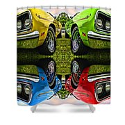 Any Flavor You Like Shower Curtain by Gordon Dean II