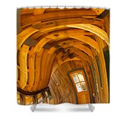 Architecture By Seuss Shower Curtain by Omaste Witkowski