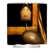 Army - Life In The Military Shower Curtain by Mike Savad