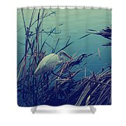 As The Light Fades Shower Curtain by Laurie Search