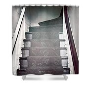 Ascend Shower Curtain by Margie Hurwich
