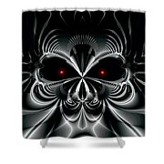 Automaton Shower Curtain by Kevin Trow