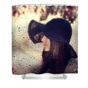 Autumn Dream Shower Curtain by Stelios Kleanthous