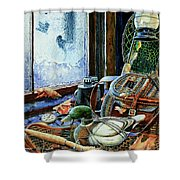 Autumn Memories Shower Curtain by Hanne Lore Koehler