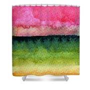Awakened Shower Curtain by Linda Woods