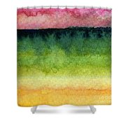 Awakened Too Shower Curtain by Linda Woods