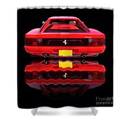 Back Is Beautiful Shower Curtain by Jim Carrell