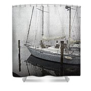 Bad Weather Shower Curtain by Brian Wallace