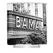 Bama Shower Curtain by Scott Pellegrin