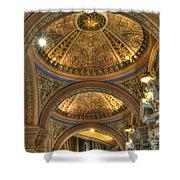 Beautiful Church Shower Curtain by Kathleen Struckle