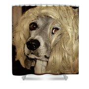 Beauty Shower Curtain by Gothicolors Donna