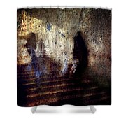 Beyond Two Souls Shower Curtain by Stelios Kleanthous