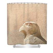 Bird of prey.. Shower Curtain by A Rey