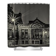 Brewhouse 1880 Shower Curtain by CJ Schmit