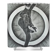 Bruce Lee Is Kato 2 Shower Curtain by Sean Connolly