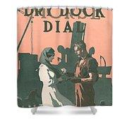 Buy A Bond Shower Curtain by Edward Hopper