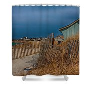 Cape Cod Memories Shower Curtain by Jeff Folger