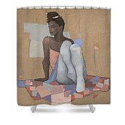 Cascade Shower Curtain by Steve Mitchell