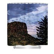 Castle Rock Shower Curtain by Juli Scalzi