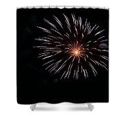 Celebration Xxiv Shower Curtain by Pablo Rosales