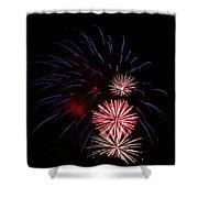 Celebration XXVIII Shower Curtain by Pablo Rosales