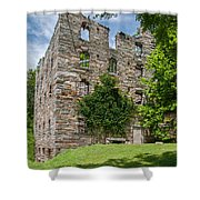 Chapman's-beverly Mill Shower Curtain by Guy Whiteley