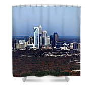 Charlotte Shower Curtain by Skip Willits
