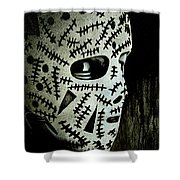 Cheevers Shower Curtain by Marlon Huynh