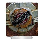 Chrysler Shower Curtain by Jean Noren