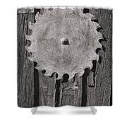 Circular Shower Curtain by Kelley King