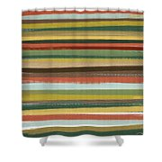 Color Of Life Shower Curtain by Lourry Legarde