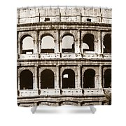 Colosseum Shower Curtain by Granger