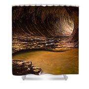 Conveyance Shower Curtain by Dustin  LeFevre