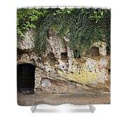 Cornwallis Cave Shower Curtain by Teresa Mucha