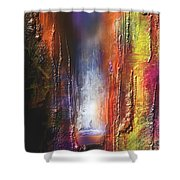 Cythere Shower Curtain by Francoise Dugourd-Caput