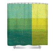 Daybreak Shower Curtain by Michelle Calkins