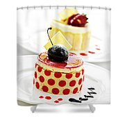 Desserts Shower Curtain by Elena Elisseeva