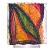Divine Love Shower Curtain by Daina White
