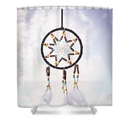 Dream Catcher Shower Curtain by Amanda And Christopher Elwell