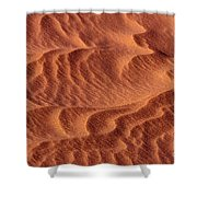 Dune Patterns - 247 Shower Curtain by Paul W Faust -  Impressions of Light